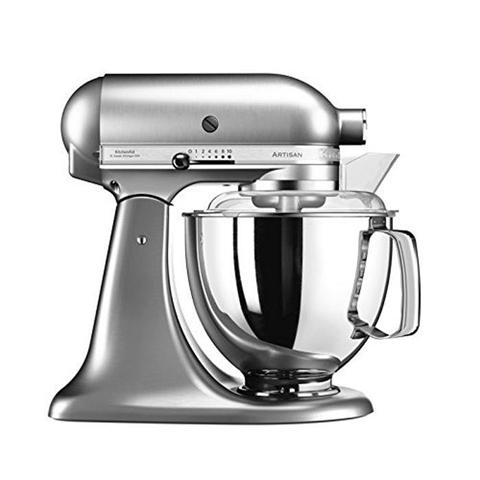 KitchenAid Artisan robot da cucina 4,8 L Nichel 300 W