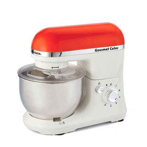 Robot Da Cucina Gourmet Color 4 L Arancione, Bianco 1000 W Ariete