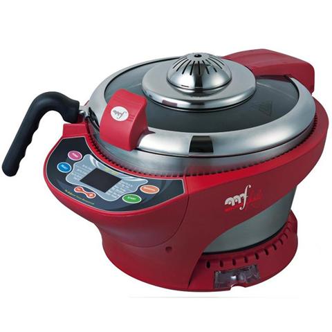 Robot Da Cucina Galattica Melchioni Family Programmi Preimpostati 1250W Rosso