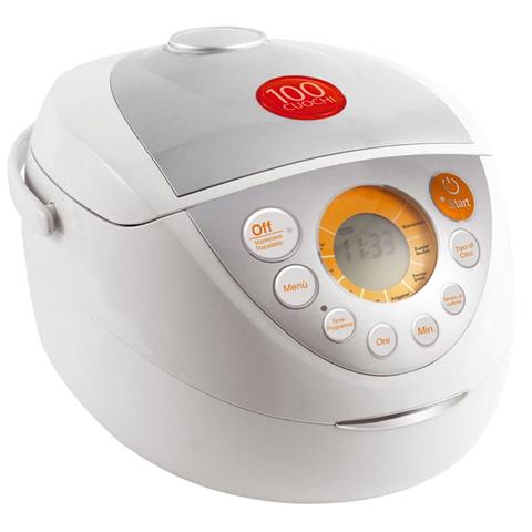 Robot Macchina Da Cucina 100 Fuochi Computer Chef Professionale Tuttofare Max