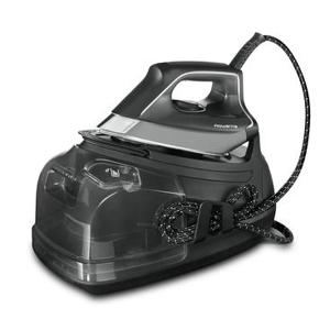 Rowenta Perfect steam pro 2400 W 1,1 L Microsteam 400 soleplate Nero, Grigio