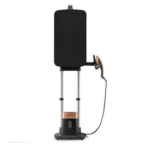 Rowenta QR1020D1 stiratrice a vapore Vapore verticale per indumento 1 L Nero, Rame 1600 W