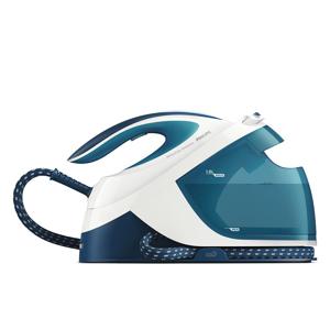 Philips GC8715/20 ferro da stiro a caldaia 1,8 L SteamGlide Plus Blu, Bianco