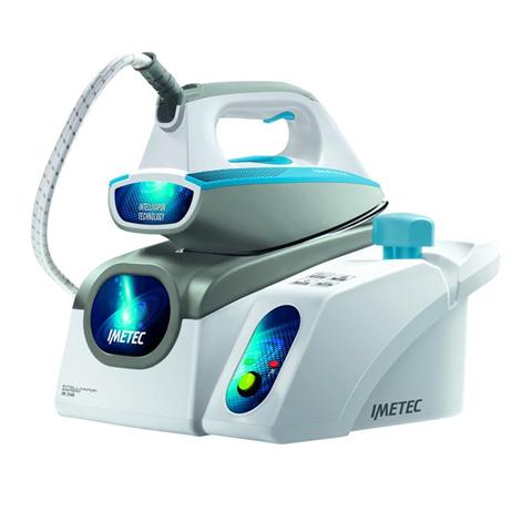 Imetec Intellivapor Expert 2500 2000 W 0,5 L Acciaio inossidabile Blu, Grigio, Bianco