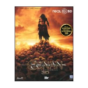 Conan the Barbarian Real 3D