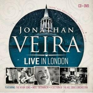 Live in London Jonathan Viera