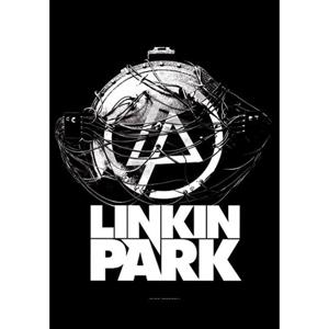 Atomic Linkin Park - Atomic Age -Flag
