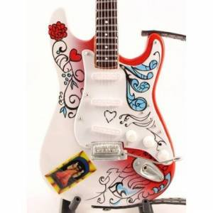 Fender Jimi Hendrix. 16 Chitarra Fender Strato.Monterey Pop