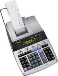Canon MP1411-LTSC calcolatrice Scrivania Calcolatrice con stampa Argento