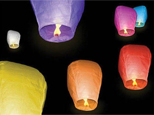 Lanterna Cinese 100X45 Cm Colori Assortiti