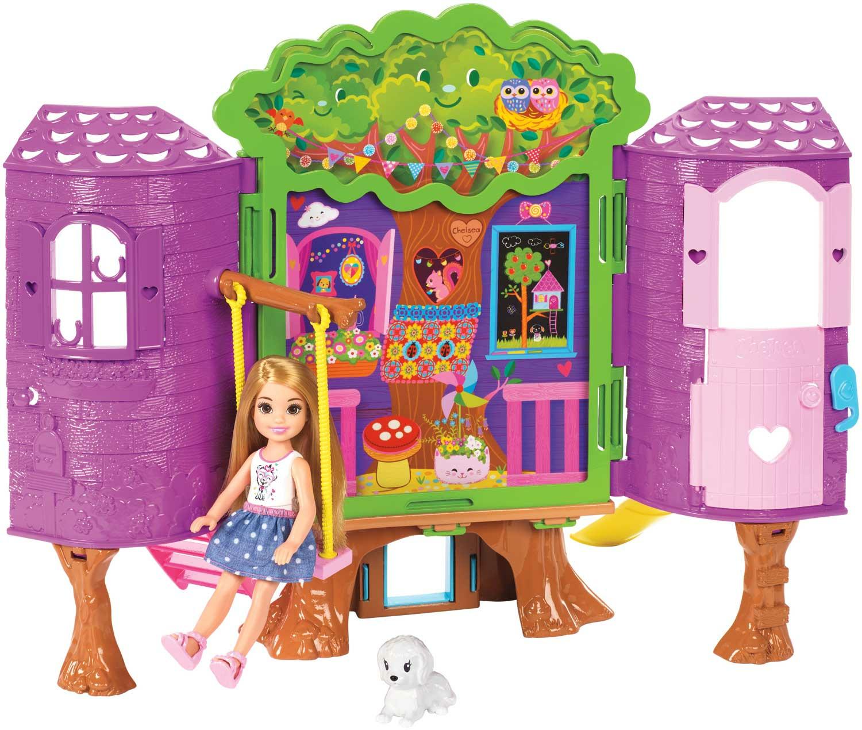 Mattel FPF83. Barbie. La Casa Sull'Albero Di Chelsea