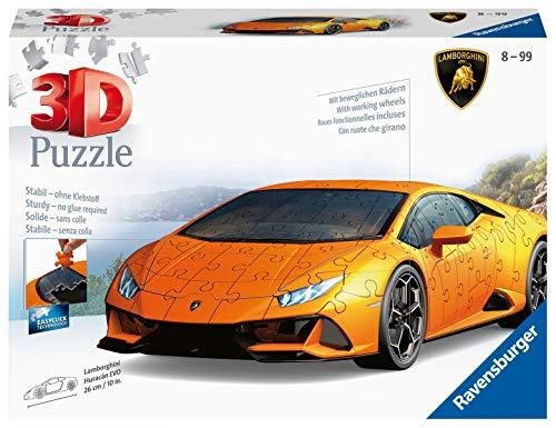 3D PUZZLE. Lamborghini Huracán EVO