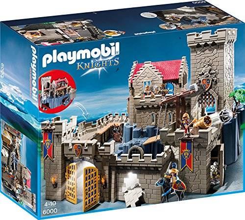 Playmobil Cavalieri. Castello Reale Cavalieri del Leone (6000)