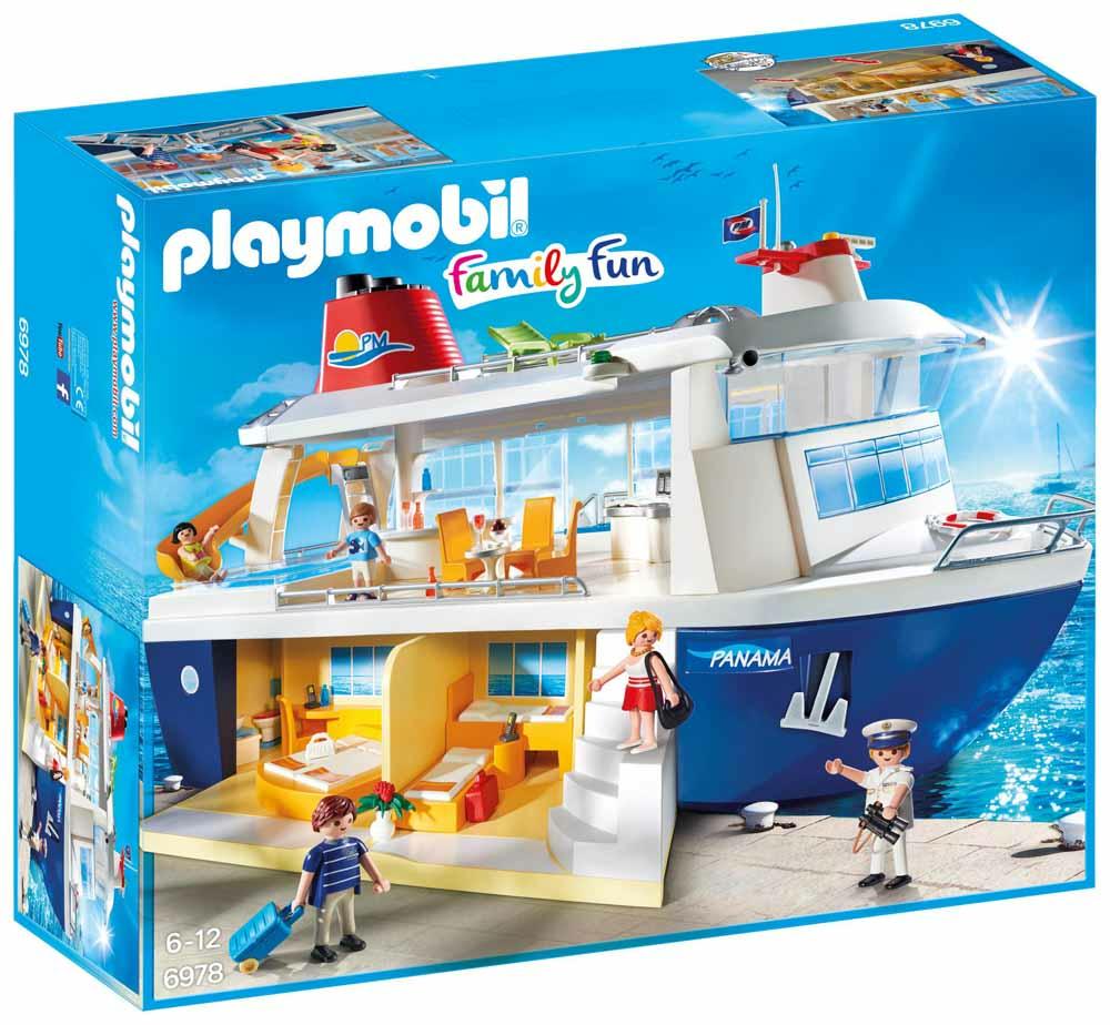 Playmobil Nave Da Crociera