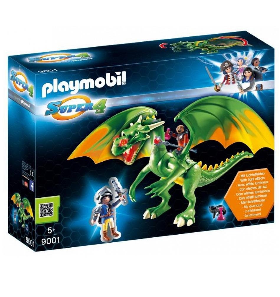 Playmobil Drago Di Medievalia Con Alex