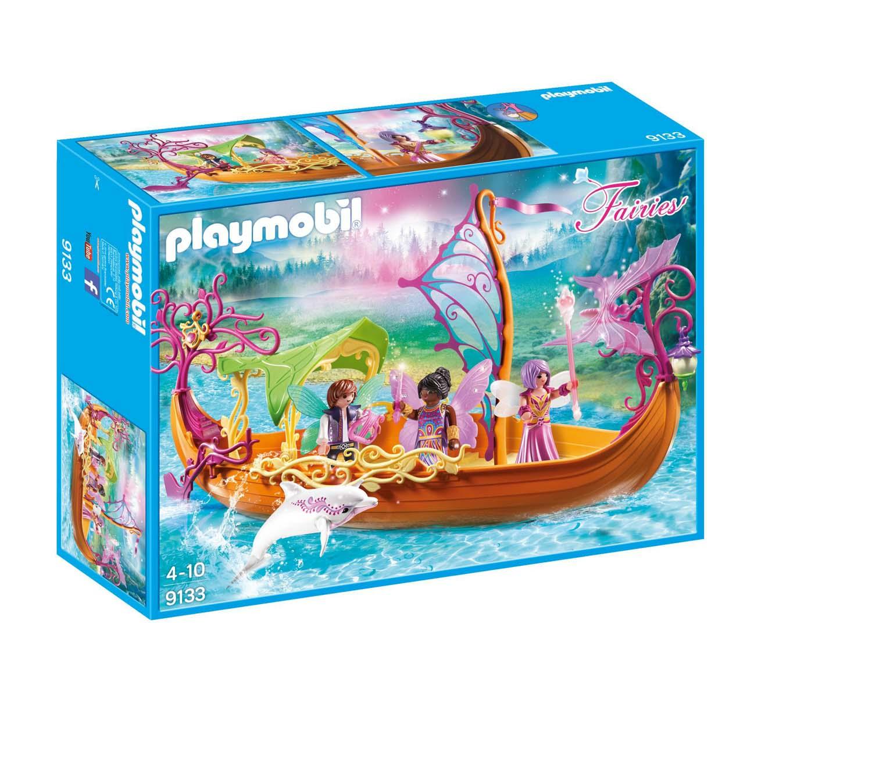 Playmobil Fairies. Barca Magica Delle Fate