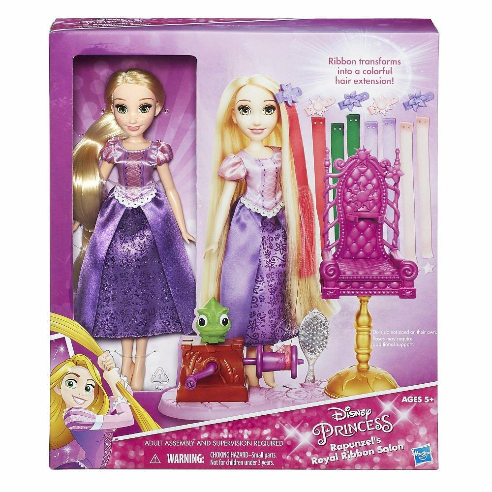 Disney Princess Hair Play Deluxe