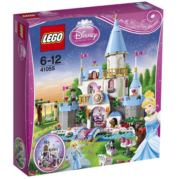 Lego Disney Princess (41055). Il castello romantico di Cenerentola