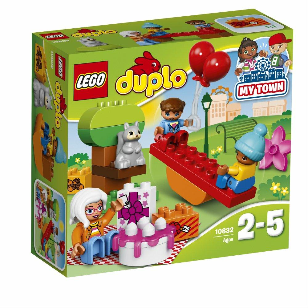Lego Duplo Town (10832). Festa di compleanno nel Parco