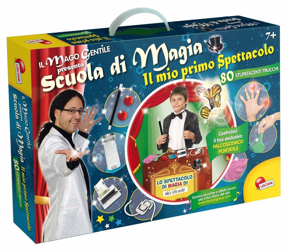 Scuola Di Magia Il Primo Spettacolo
