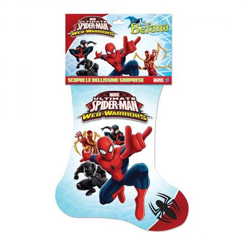 Calza Befana Marvel Spiderman