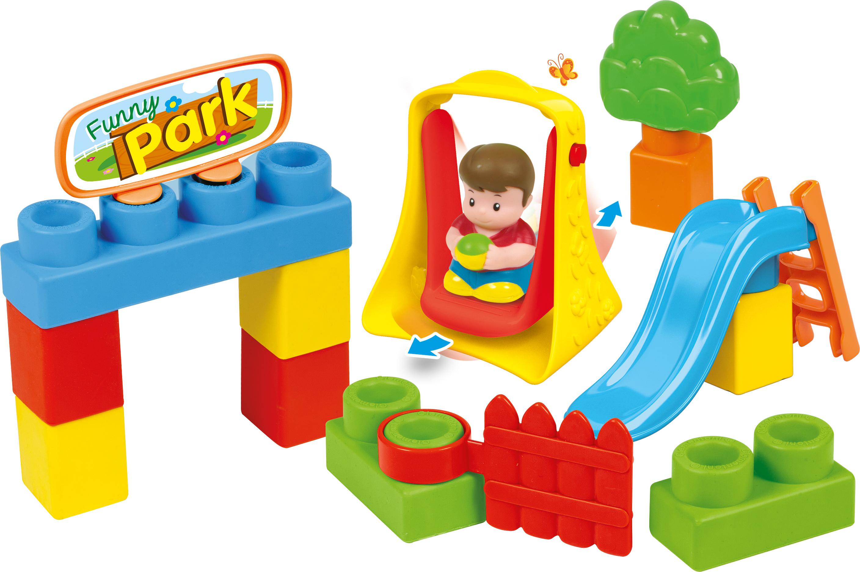 Clemmy Plus. Funny Park