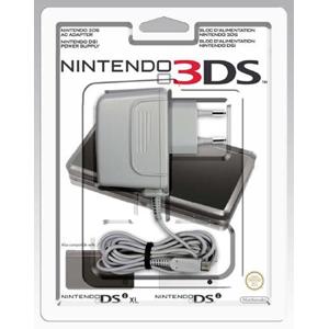 Nintendo Power Adapter for 3DS/DSi/DSi XL Interno Grigio caricabatterie per cellulari e PDA