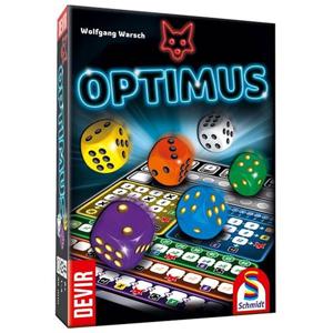 Optimus. Gioco da tavolo