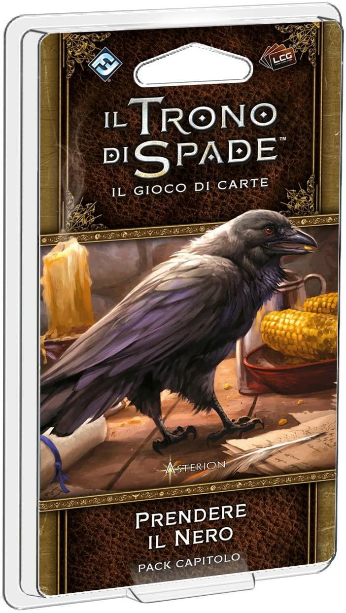Il Trono di Spade LCG 2nd Ed.. Prendere il Nero