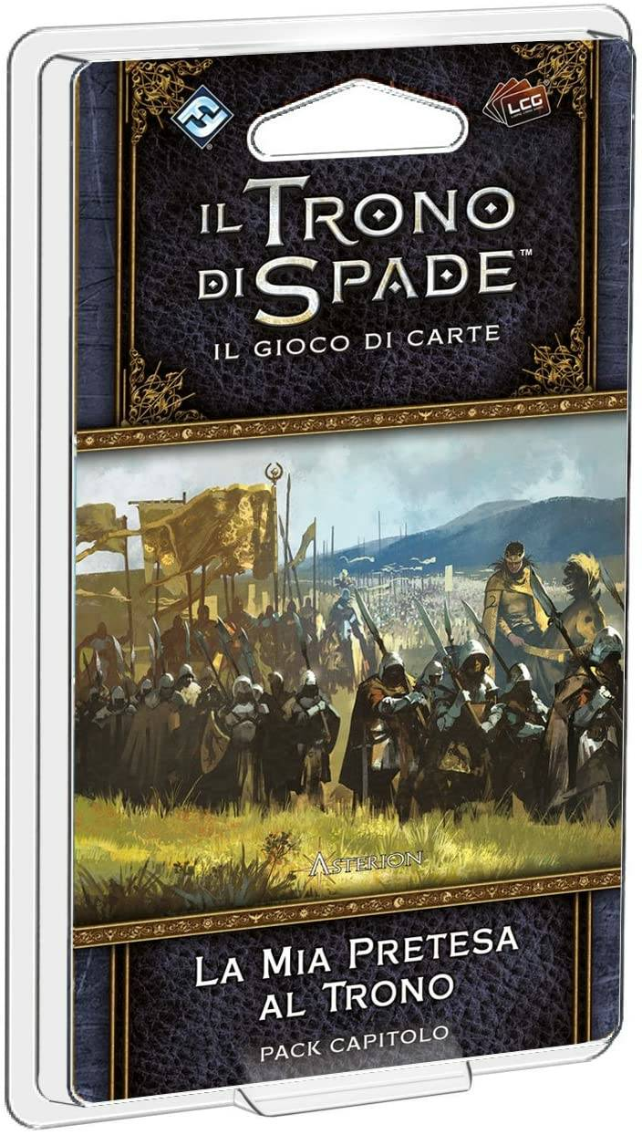 Il Trono di Spade LCG 2nd Ed.. La Mia Pretesa al Trono