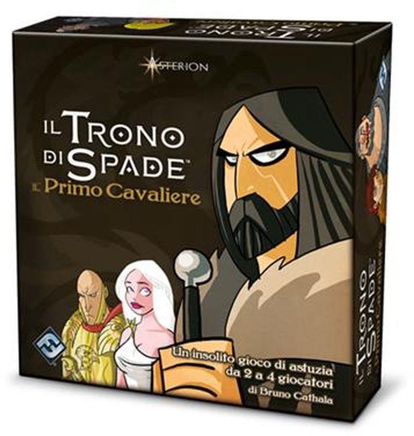 Il Trono di Spade. Il Primo Cavaliere