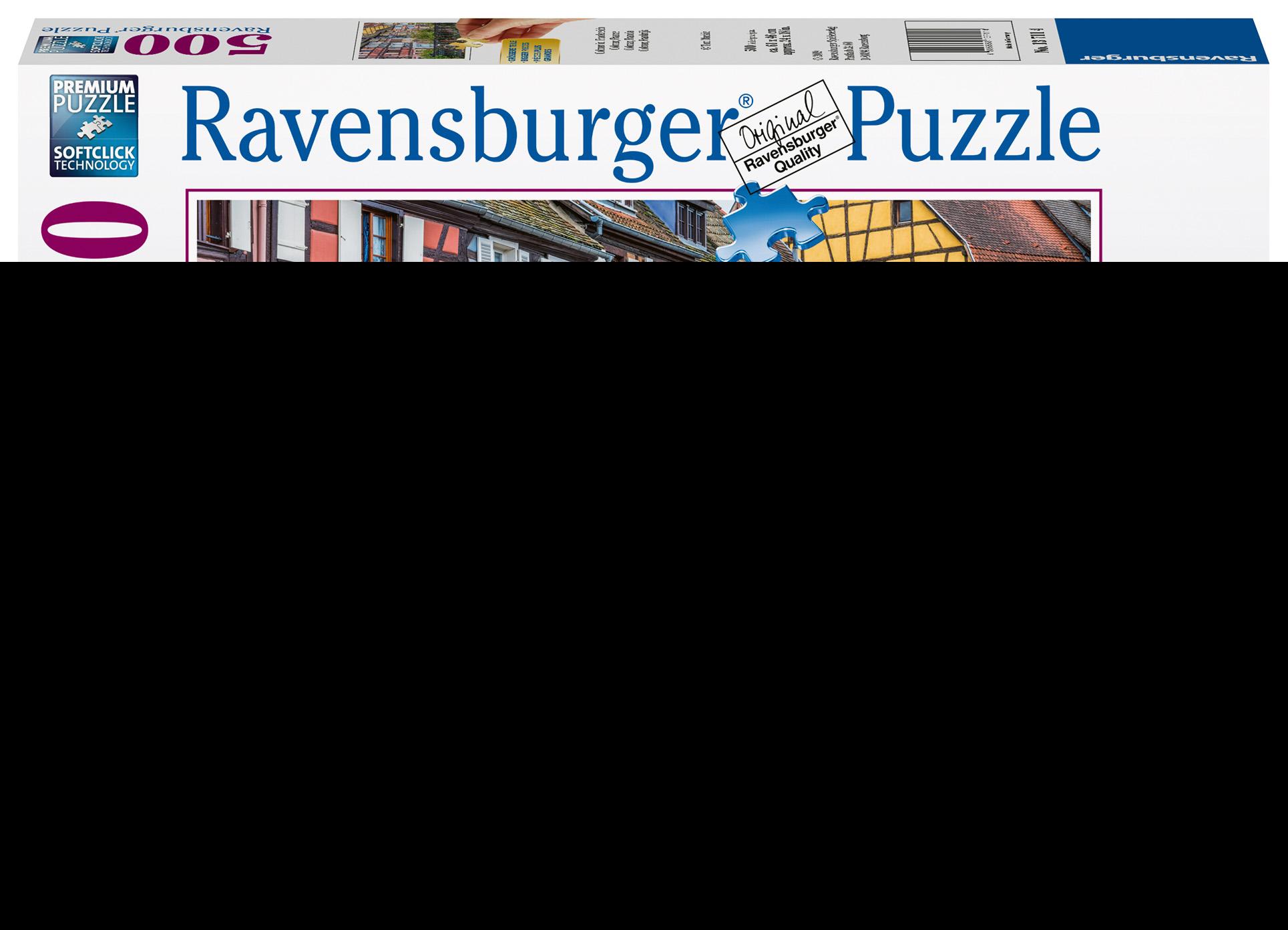 Colmar, Francia Ravensburger Puzzle 500 pz