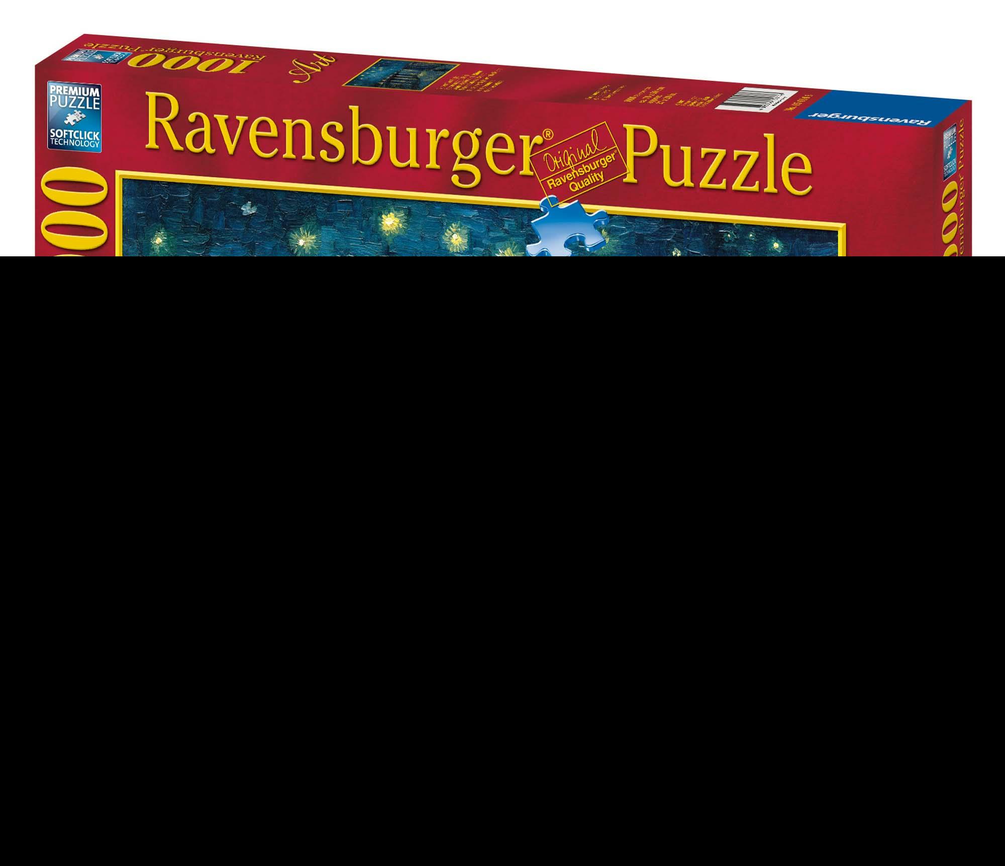 Van Gogh: Notte stellata Puzzle 1000 pezzi Ravensburger (15614)
