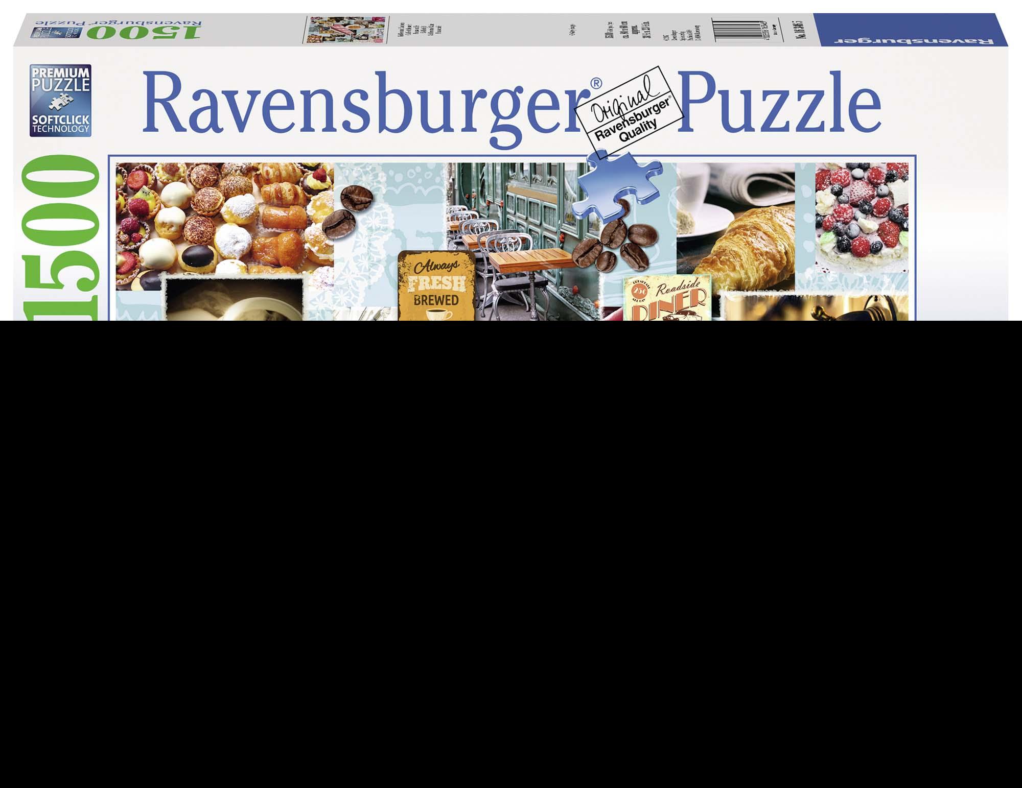 Pausa caffè Puzzle 1500 pezzi Ravensburger (16346)