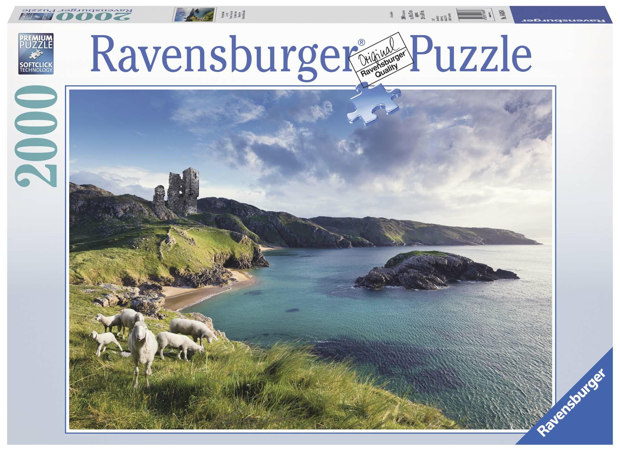 Irlanda: l'isola verde Puzzle 2000 pezzi Ravensburger (16626)