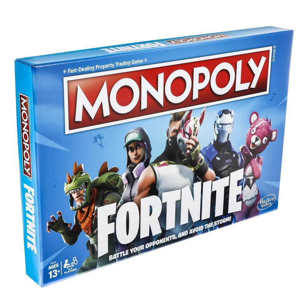 Hasbro Monopoly: Fortnite Party board game Adulti