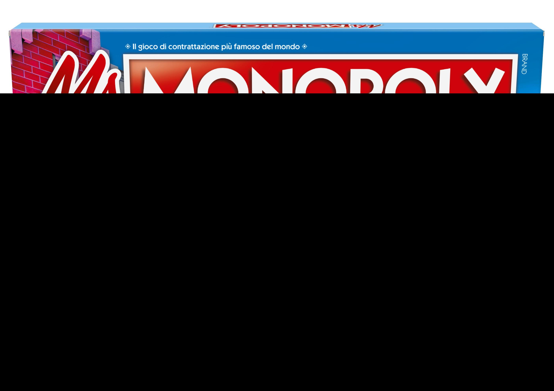 Ms. Monopoly. Gioco da tavolo