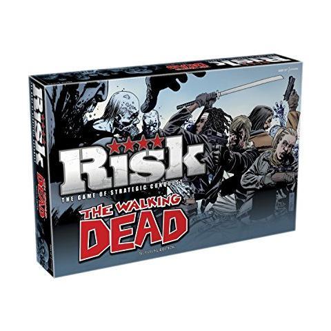 Risiko. The Walking Dead. Ed. Inglese
