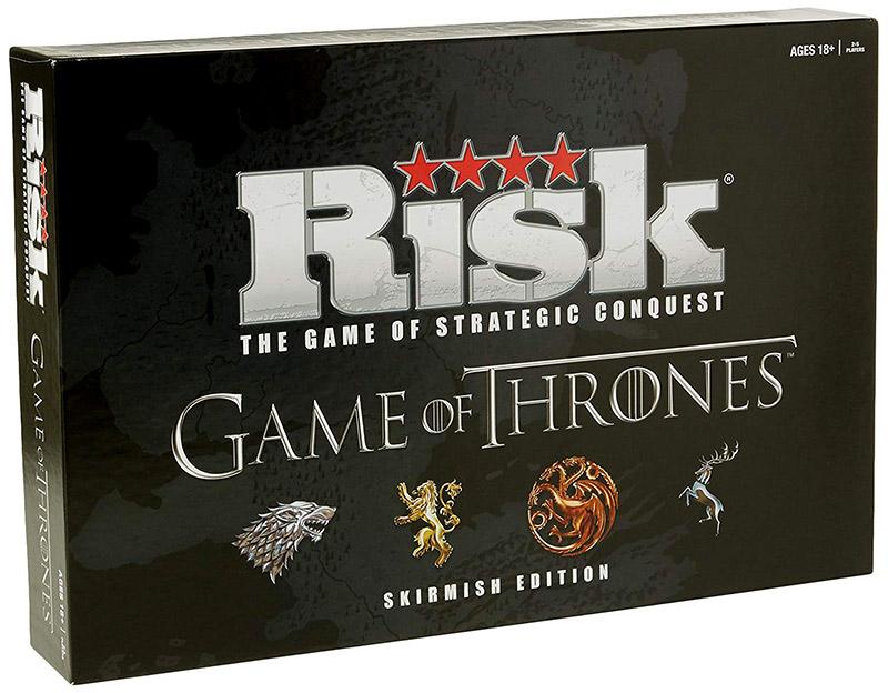 Risiko. Game of Thrones. Skirmish Edition. Ed. Inglese