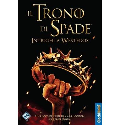 Il Trono di Spade. Intrighi a Westeros