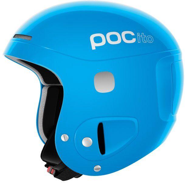 Poc ito Skull - casco sci - bambino - Blue