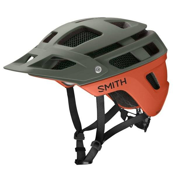 Smith Forefront 2 MIPS - casco bici mtb - Red/Grey