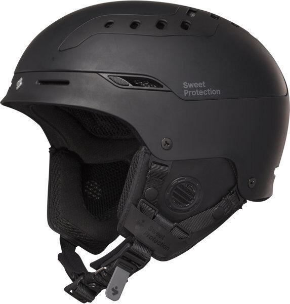 Sweet Protection Switcher - casco sci - Black