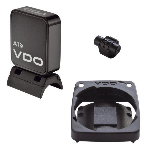 Vdo Kit trasmettitore di velocità M1 WL+ M2 WL - Black