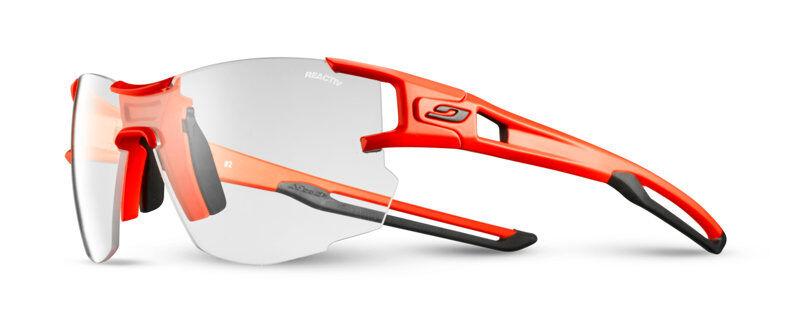 julbo aerolite - occhiale sportivo - donna - orange/black