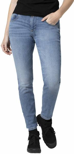 timezone slim florence - jeans - donna - light blue
