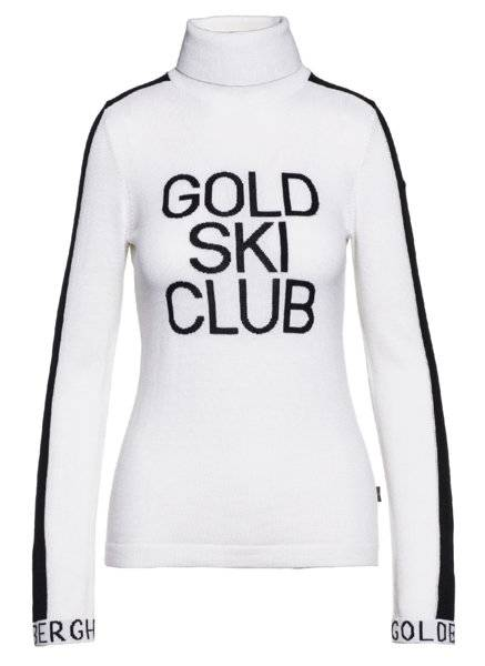 Goldbergh Club - maglione - donna - White
