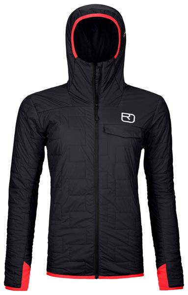 Ortovox Swisswool Piz Badus Jacket W's - giacca isolante - donna - Black