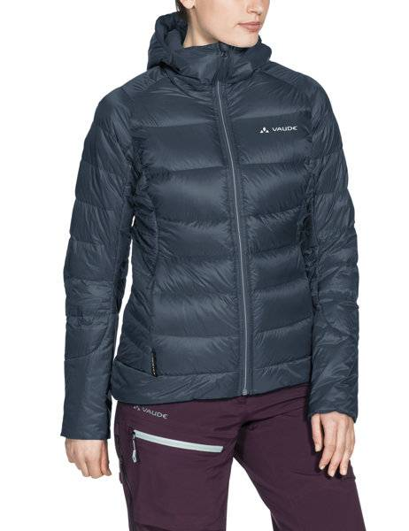Vaude Kabru Hooded III - giacca in puma - donna - Dark Blue