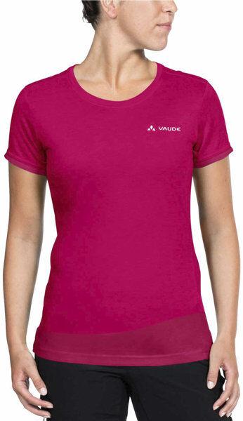 Vaude Sveit - T-shirt trekking - donna - Dark Pink